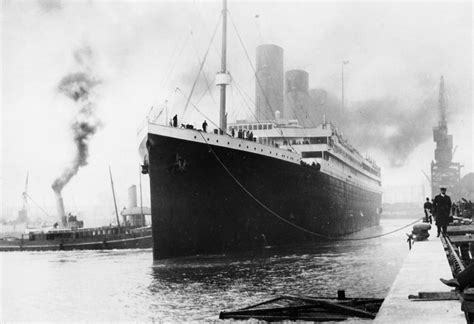 pictures of the titanic rms titanic facts and details