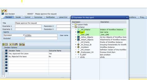 sap approval workflow dynamic multilevel approval workflow using block step