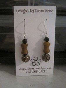Handmade Earring Cards - how to make jewelry cards this is a great way to package