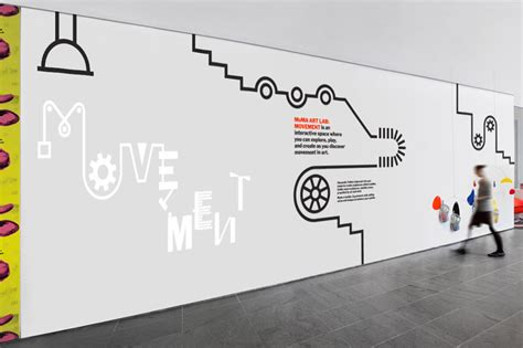 MoMA Art Lab: Movement   The Department of Advertising and