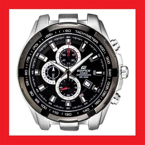 Casio Edifice Ef 539 Oribm Leather s watches casio edifice s chronograph model ef 539d 1avdf was sold for r1 900 00
