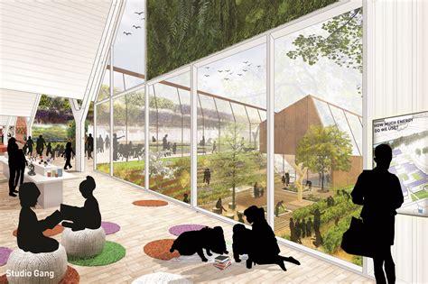 Architecture Design Kits Gallery Of Studio Designs A Chicago Charter School