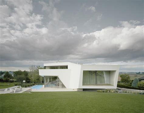 futuristic villa  vienna