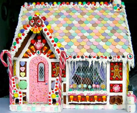 where to buy gingerbread house blukatkraft 1 12 scale christmas gingerbread dollhouse