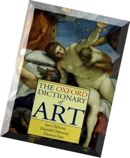 Download The Oxford Dictionary Of Art Pdf Magazine