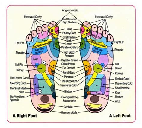 Bottom Middle Foot Burning From Detoxing by Services