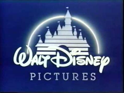 walt disney pictures logo (1985 a) youtube