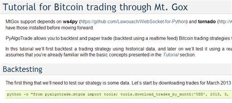 Tutorial For Bitcoin | 6 bitcoin trading tutorials worth reading