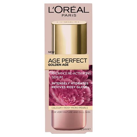 Paket Glow Serum Pink buy age golden age radiance re activating serum 125 ml by l oreal priceline