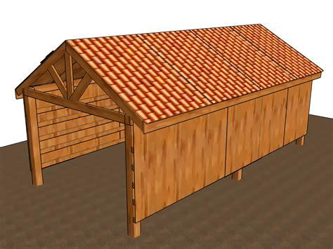 ways  build  pole barn wikihow