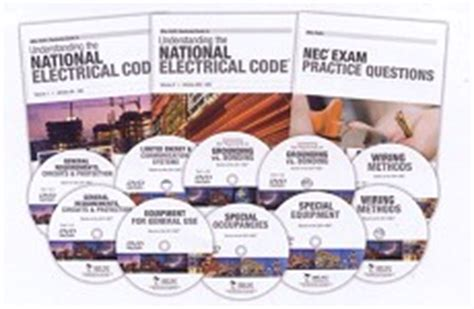 Mike Holt 2011 Detailed Nec Code Library 3 Books Amp 10 Dvds