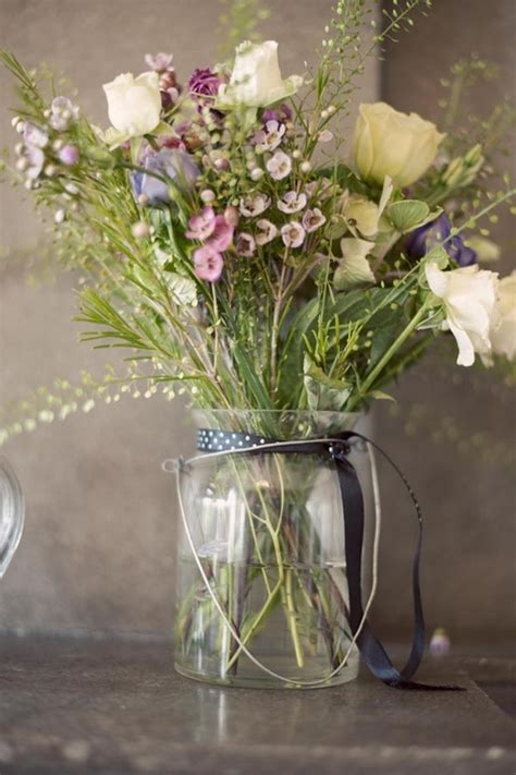 wildflower arrangements wildflower arrangements google search shabby chic