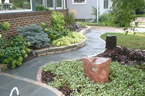 decorative border with loose hanging strips codycross minneapolis bluestone walkway contemporary landscape