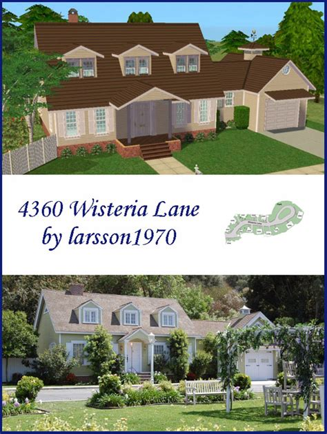 Image Wisteria 4360 Colonial Jpg Mod The Sims 4360 Wisteria