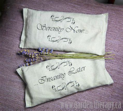 How To Make A Lavender Eye Pillow by Serenity Now Diy Lavender Eye Pillows Garden Therapy
