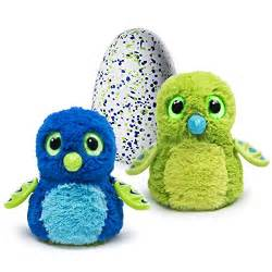Hatchimals draggle blue green egg import it all