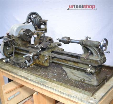 Vintage Atlas Metal Lathe Model Th 42 5950 18 Ebay
