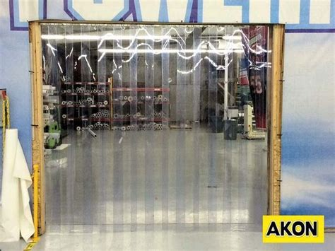clear plastic curtains plastic industrial curtains akon curtain and dividers