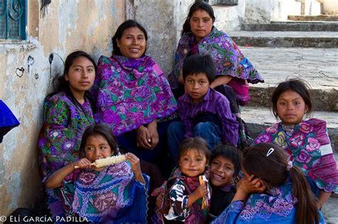imagenes de familias mayas familia maya tzotzil zinacantan chiapas comunidades