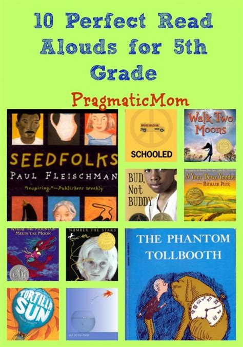 picture books for 5th graders 10 read alouds for 5th grade pragmaticmom