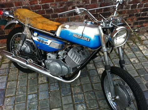 Suzuki T350 Parts Ongoing Projects Hbr Motorcycle Services