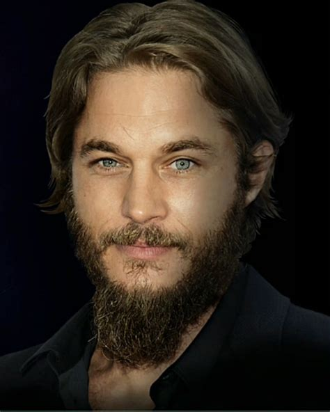 ragnar lothbrook actor travis fimmel as lothar in world of warcraft how