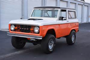 1975 Ford Bronco For Sale 1975 Ford Bronco Expert Auto Appraisals
