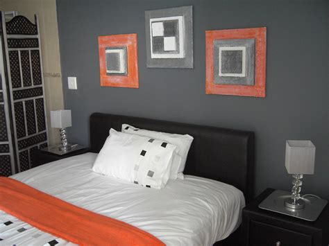 orange and grey bedroom orange and grey bedroom love the colors especially like