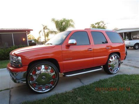 tv ls for sale purchase used chevrolet tahoe ls 2001 custom dub 50