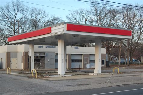 One Story Home Plans former route 88 exxon station looking to reopen brick