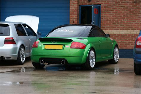 audi biodiesel green audi tt coupe with biodiesel conversion