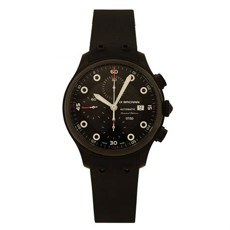 Tag Carbon All Black sold out 7bs571101 di bacarri nightster limited edition