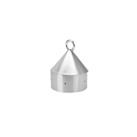 Chimney Liner End Cap - end cone chimcare chimney caps