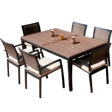 rst brands op alts7 zen dining set patio furniture 7