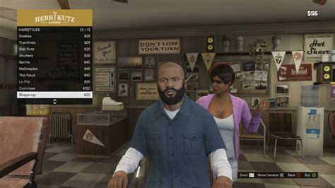 haircuts shop games which gta v character are you