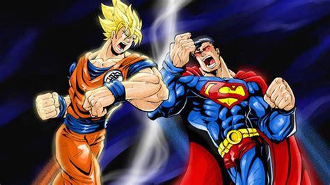 imagenes de goku realidad definitivamennte es mas fuerte superman que goku taringa