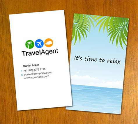 travels visiting card templates travel business card by danbradster on deviantart