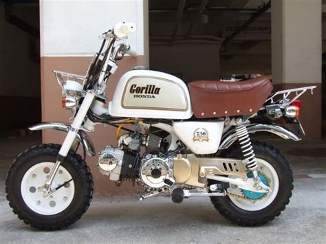 Mini Motorrad Gorilla by Honda Gorilla Mini Motos Pinterest Motorr 228 Der