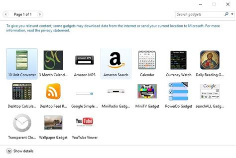 install windows 10 gadgets best windows 10 desktop gadgets to download