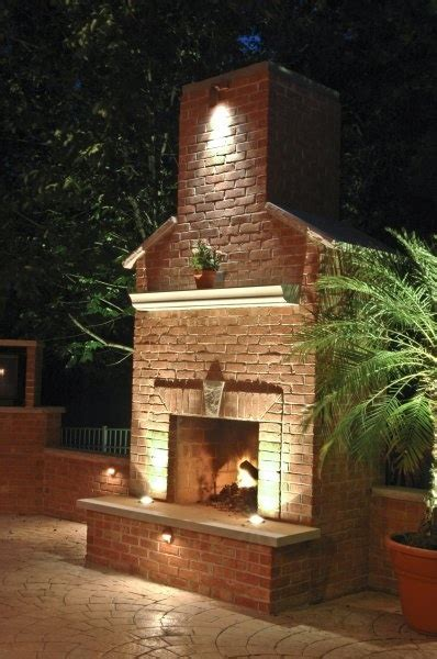 1000 Images About Fireplace Lighting On Pinterest Lakes Lights In Fireplace