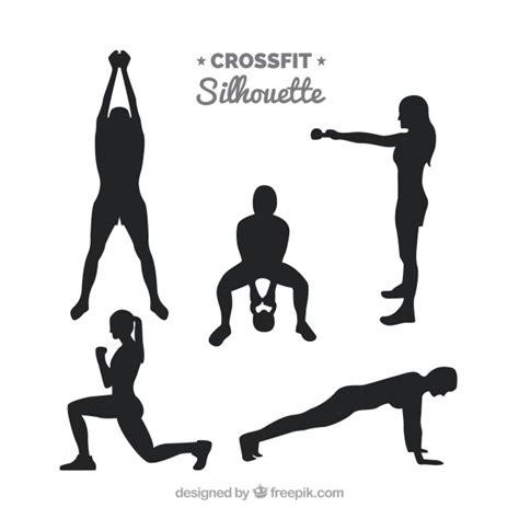 imagenes fitness gratis fitness silhuetas cole 231 227 o baixar vetores gr 225 tis