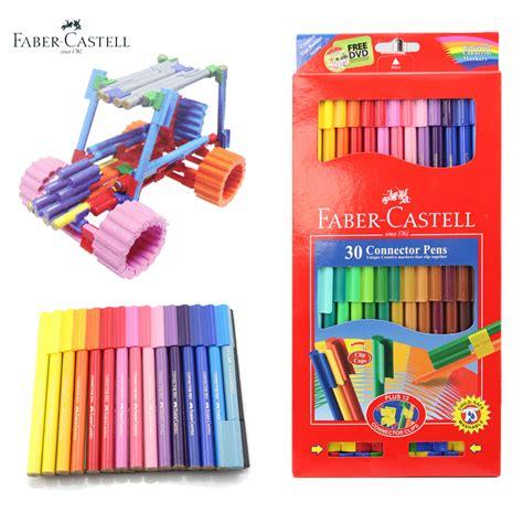 Edjoys Spidol Faber Castell 10 faber castell canetas coloridas vender por atacado faber