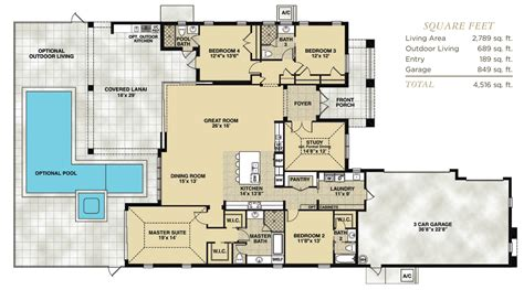 waterfront floor plans hidden harbor estero