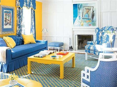 yellow color combinations design decoration matching your interior design color schemes with blue