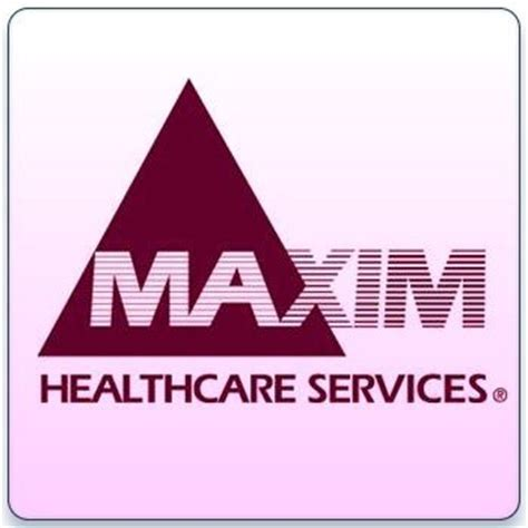 maxim healthcare services home health agency