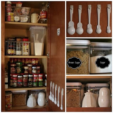 Organization For Kitchen Cabinets Kitchen Cabinet Organization