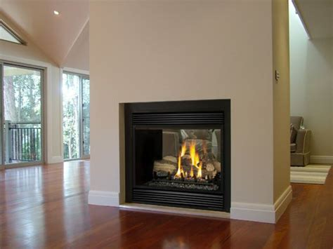 1000 ideas about see through fireplace on