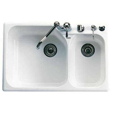 1 1 2 Bowl Kitchen Sink Rohl Kit Allia 1 1 2 Bowl Kitchen Sink 6327 63