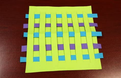 Paper Weaving Crafts - paper weaving for www pixshark images