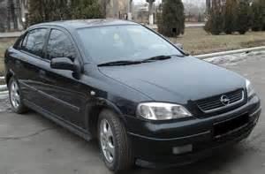 Opel Astra 2001 2001 Opel Astra Pics